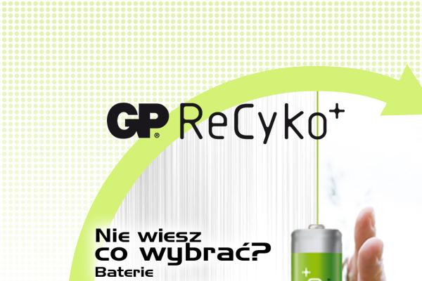 projekt strony recyko