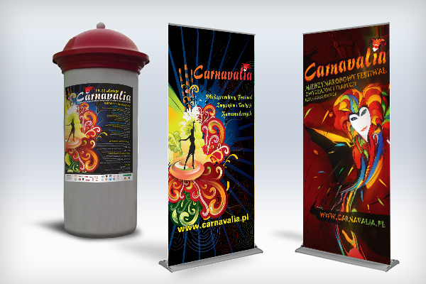Festiwal Carnavalia rollup
