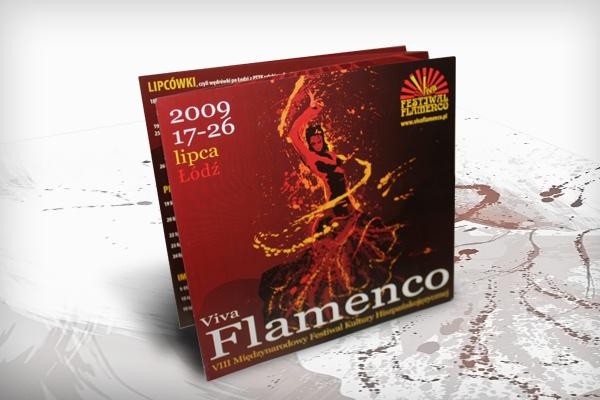 Festiwal Flamenco folder