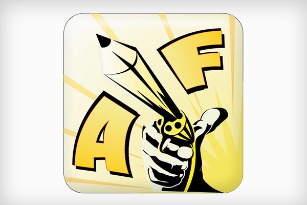 Projekt loga AF-Studio
