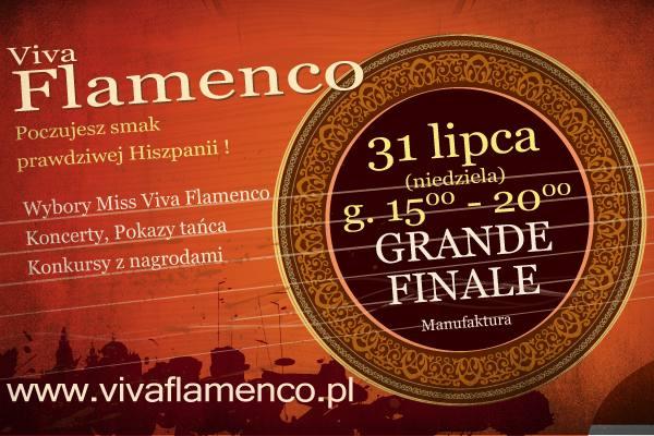 Festiwal Viva Flamenco 2011 informacje o koncertach