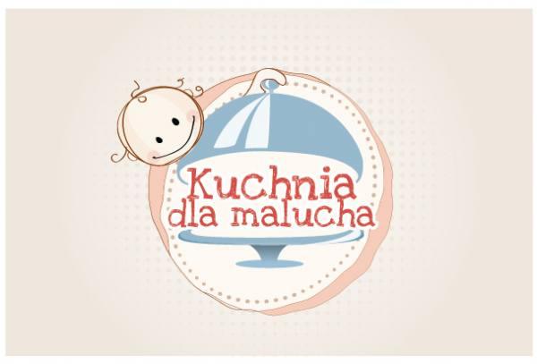 "Projekt logo ""kuchnia malucha"""